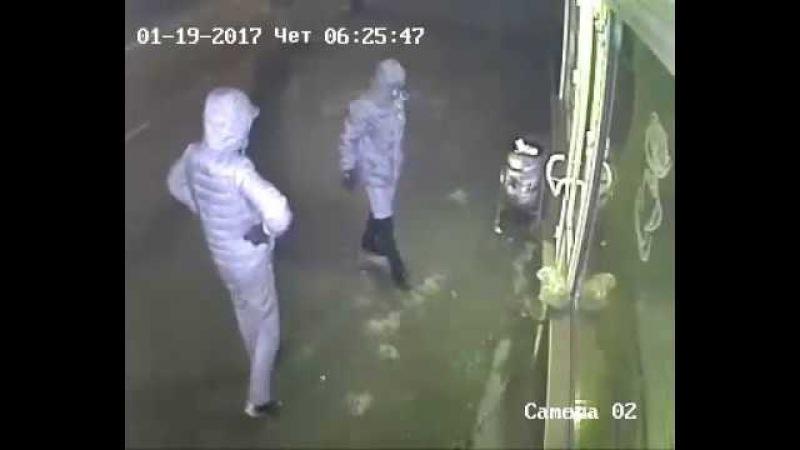 грабёж магазина в Феодосии