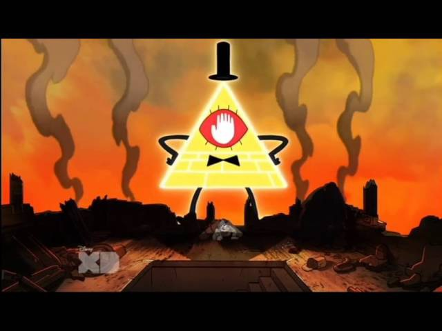 {Bill Cipher} Game Of Life | Gravity Falls AMV