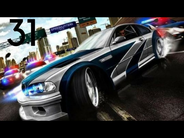 Need for Speed Most Wanted Walkthrough Part 31 (2005) - Chevrolet Corvette C6 (PC)