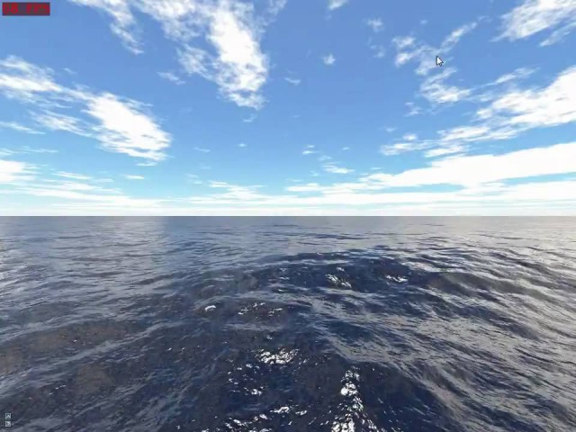 Proland - Real-time ocean rendering and lighting (OpenGL)