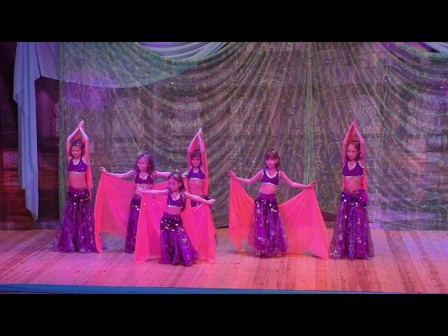 Студия восточного танца «Гюльчатай». Группа «Стразы» -