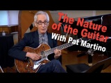 Dave Frank Master Class - The Nature of the Guitar wPat Martino