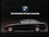 BMW 3 Series Commercial (BMW E36 325is 1992)