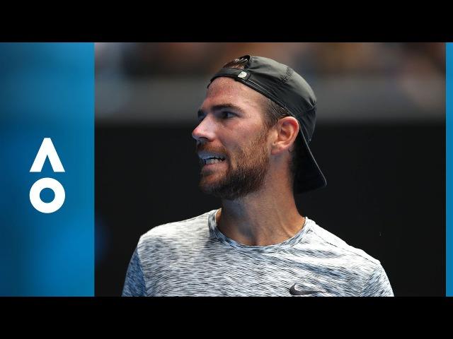 Dominic Thiem v Adrian Mannarino match highlights (3R) | Australian Open 2018