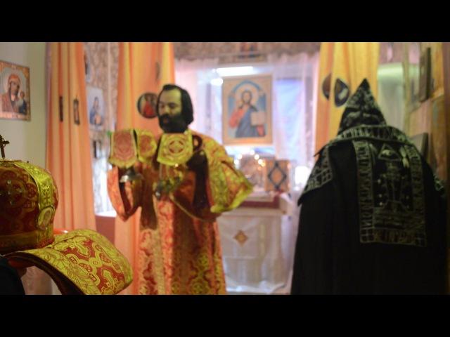 литургия царским чином 9 мая 2ч.