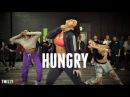 Fergie HUNGRY ft Rick Ross Choreography by Tricia Miranda TMillyTV ft Jade Chynoweth