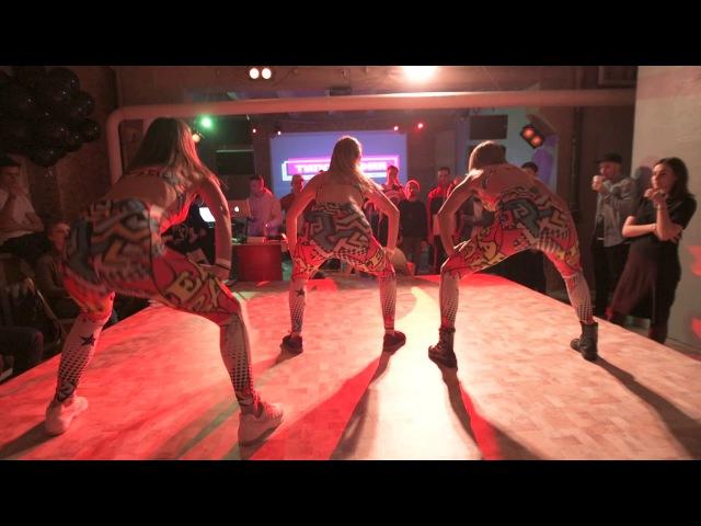 Dancehall Show | Dance home BM1 I комбинезоны YEAH BABY