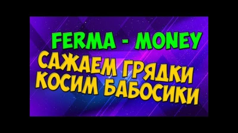 Ferma-money деньги на грядках.легче не бывает.Ростим деньги на кустах