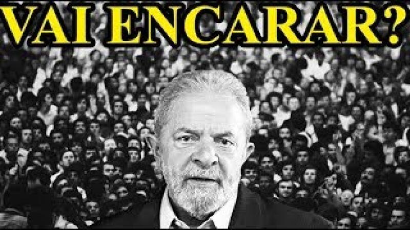 Apoio a candidato de Lula faz perseguição diminuir