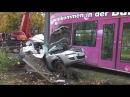 Tödlicher Straßenbahnunfall durch Einsatzfahrt in Bonn-Auerberg am 30.10.15 O-Ton