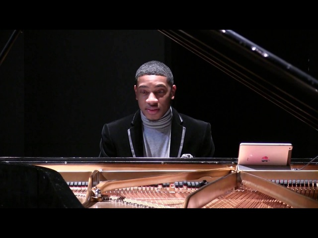 If You're Happy and You Know It | Christian Sands, jazz piano