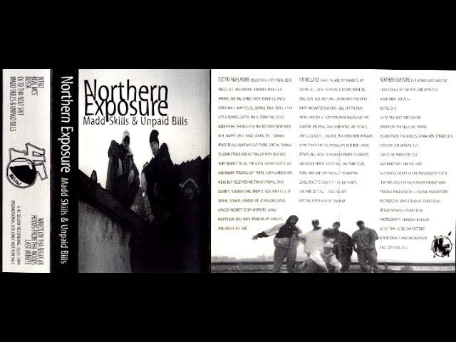 Northern Exposure - Madd Skills Unpaid Bills (1994 / EP / Hip Hop)