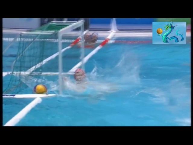 Water polo Удар по воротам 96