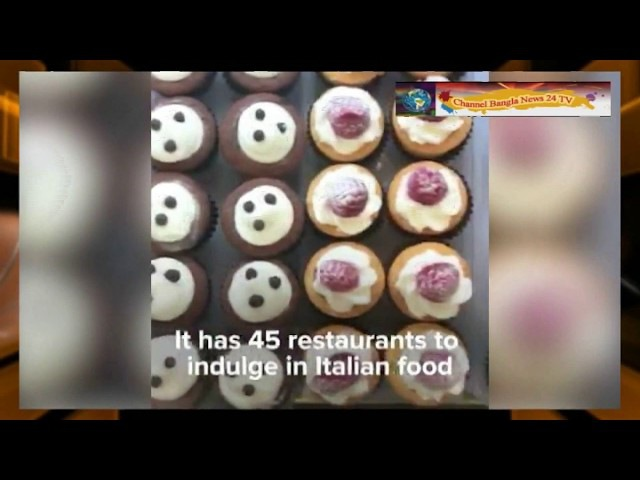 Italian village food restaurant boston - Channel Bangla News 24 TV - on you tube