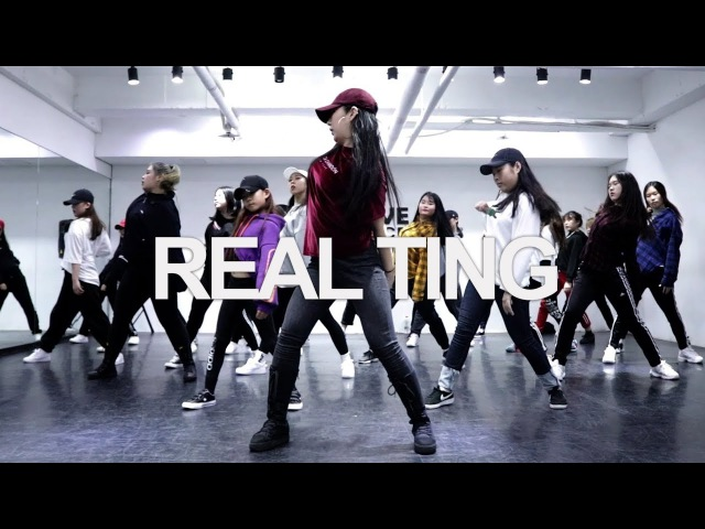 Stefflon Don - Real Ting | Gly Choreography