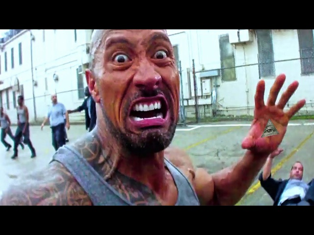 EMINEM - LEGACY | THE ROCK [Dwayne Johnson] HD