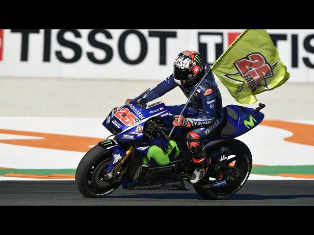 Maverick Vinales Season Review 2017