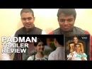 Padman Trailer Review | Akshay Kumar, Radhika Apte, Sonam Kapoor | hindi