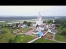 Троице Стефано Ульяновский монастырь в Республике Коми Копия Соловецкого монастыря