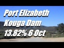 Water is Lewe WaterUpdate Port Elizabeth Kouga Dam