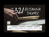 The 321 Rosanna Shuffle (Part 3) - Drum Lesson By Nick Bukey