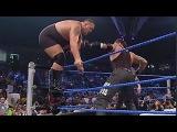The Undertaker vs. Brock Lesnar &amp Big Show - 2-on-1 Handicap Match SmackDown, Oct. 23, 2003