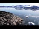 Катя Самбука в Гренландии