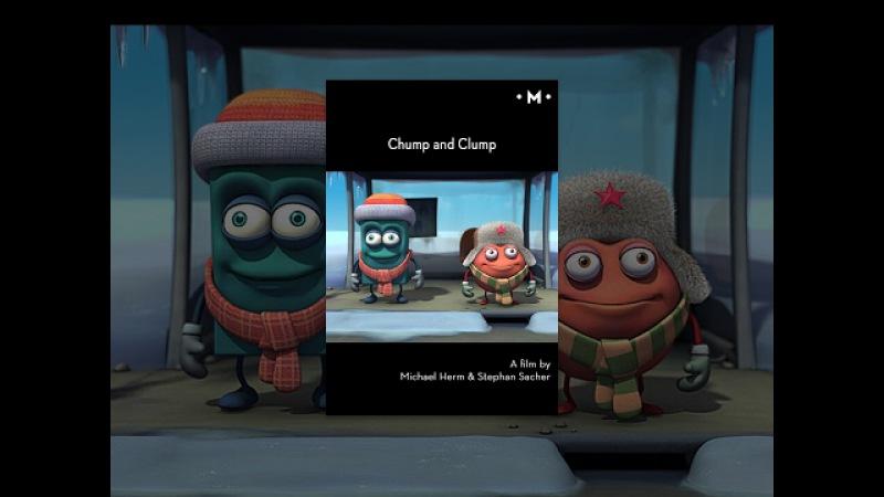 Chump and Clump Klotz und Klumpen A Short Film by Stephan Sacher Michael Herm
