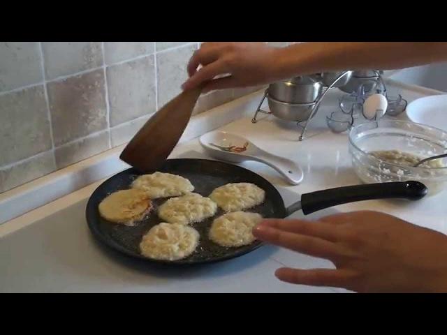 Деруни ( Картофельные драники ). Смачні домашні деруни видеорецепт