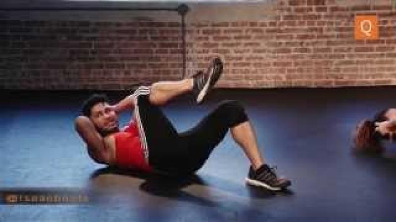 Mix Ab Workout