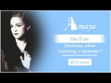 Amaya - You'll see Madonna RUS cover (Promo Video)