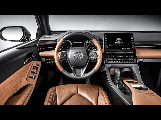 2019 Toyota Avalon interior | Avalon interior 2019