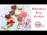 Valentine's Day Cookies.