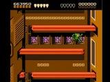 Battletoads Perfect Walkthrough Level 10 - Rat Race