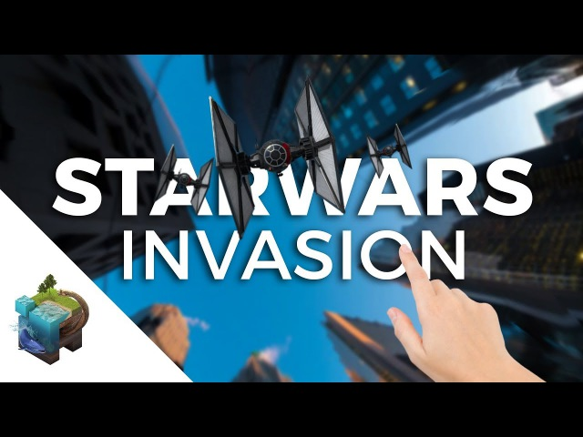 Arkit STAR WARS Invasion They are Everywhere Assemblr