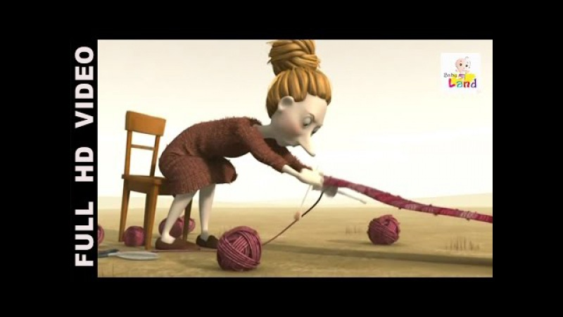 Heart touching - The Last Knit   Short Animated Story – Happy Diwali   Baby land