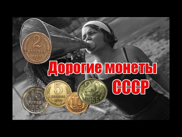 Самые дорогие монеты СССР Их можно найти и разбогатеть