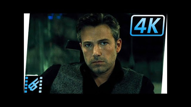 Batcave Scene / The Feeling of Powerlessness | Batman v Superman Dawn of Justice (2016) Movie Clip