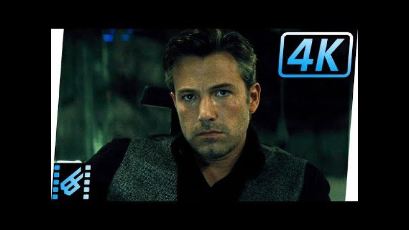 Batcave Scene / The Feeling of Powerlessness | Batman v Superman Dawn of Justice (2016) Movie Clip