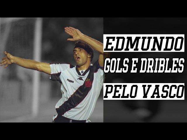 EDMUNDO - Gols e dribles pelo Vasco