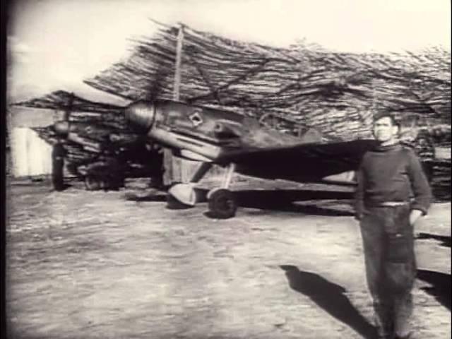 Люфтваффе Мессершмит Bf 109