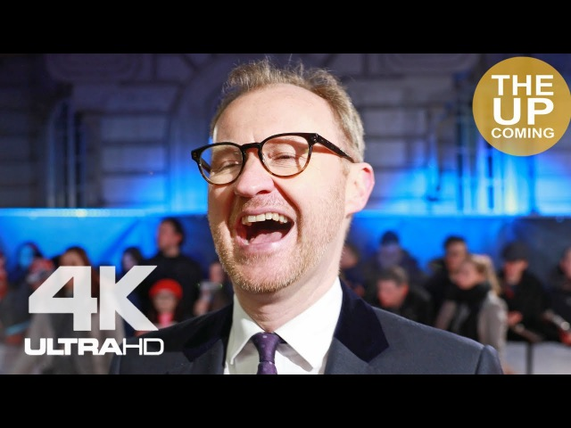 Mark Gatiss interview at The Mercy premiere