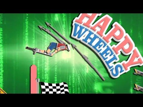 Heppy МАТРИЦА ◄ Teranit и Happy Wheels 44