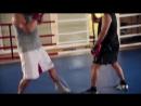 Бокс для начинающих. Положение ног в боевой стойке. Как поставить удар. Мастер-класс от КОСТИ ЦЗ... [Low, 360p]