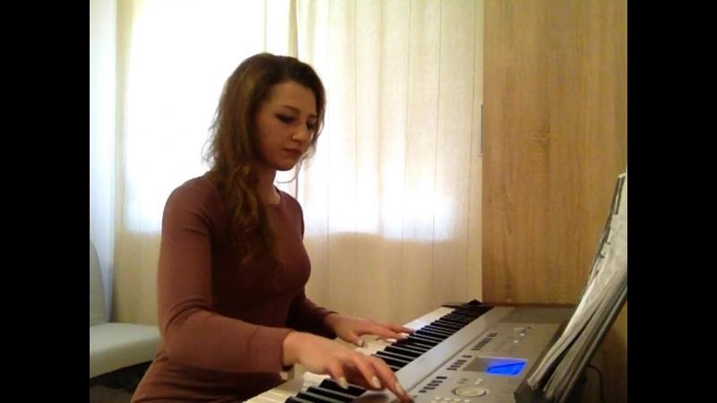 Алиса Чернецкая - Roxette (Listen to your heart)