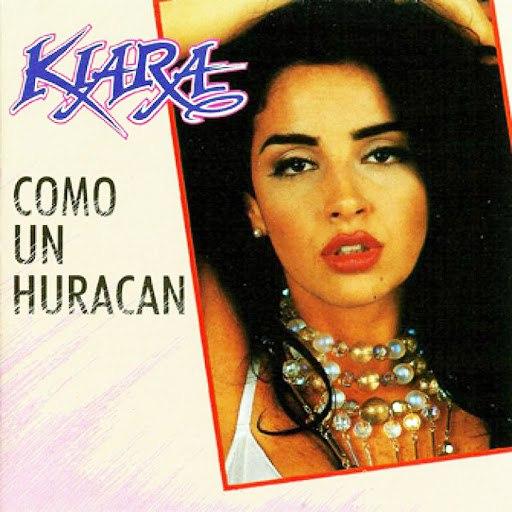 Kiara альбом Como un Huracán