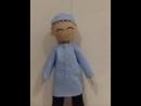 Обучающая кукла для мальчиков мой Муслим