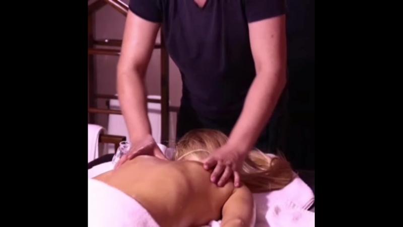 Masör harundan masaj keyfi