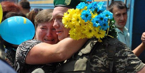 Евгений Мураев: По случаю Дня Вооруженных Сил Украины везде было очень много героических...