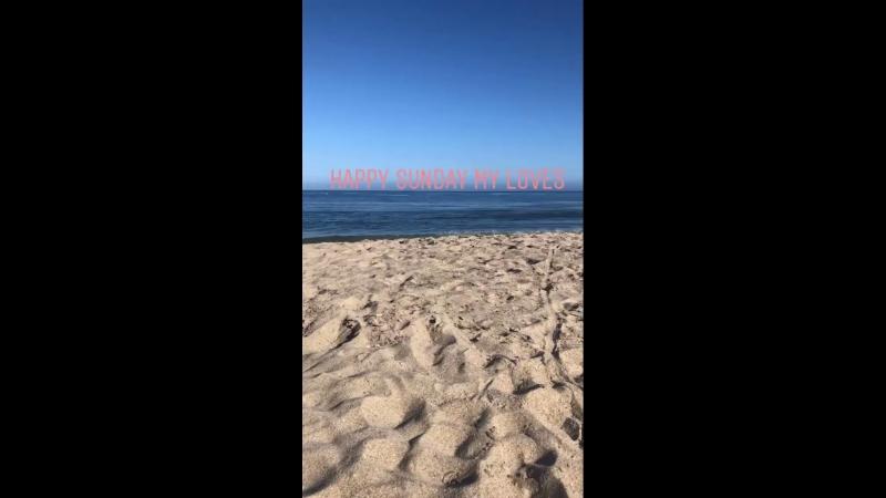 Личное видео ›› публикация Хейли в «Instagram Stories».